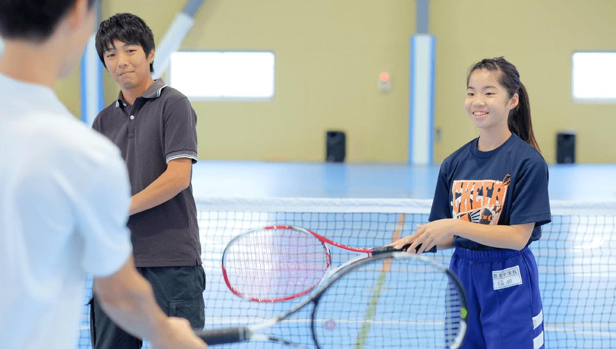 テニスアカデミーフェニックス|ニューバランスアリーナ|new balance arena