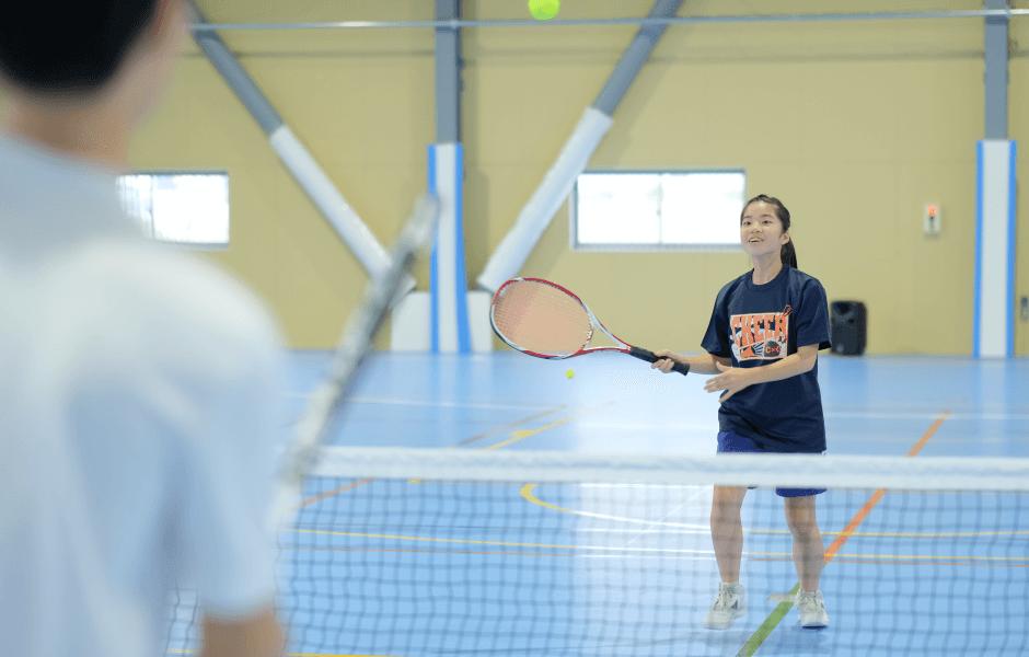 テニスアカデミー|ニューバランスアリーナ|new balance arena